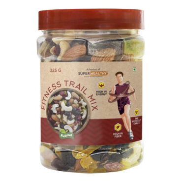 Fitness Trail Mix (Single Pack – 325g)